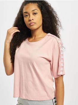 kappa-t-shirt-glanda-rose-307066141909