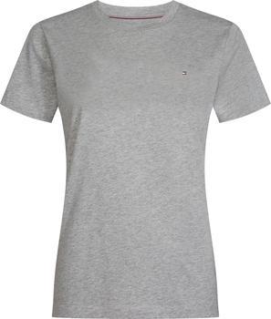 Tommy Hilfiger Heritage Crew Neck T-Shirt (WW0WW22043) light grey