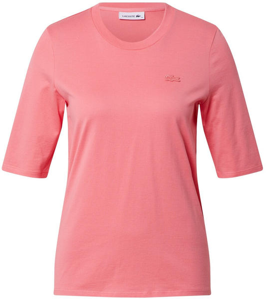 Lacoste Women's T-Shirt red (TF9424)