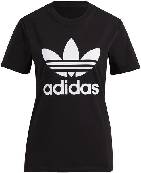 Adidas Adicolor Classics Trefoil T-Shirt Women (GN2896) black