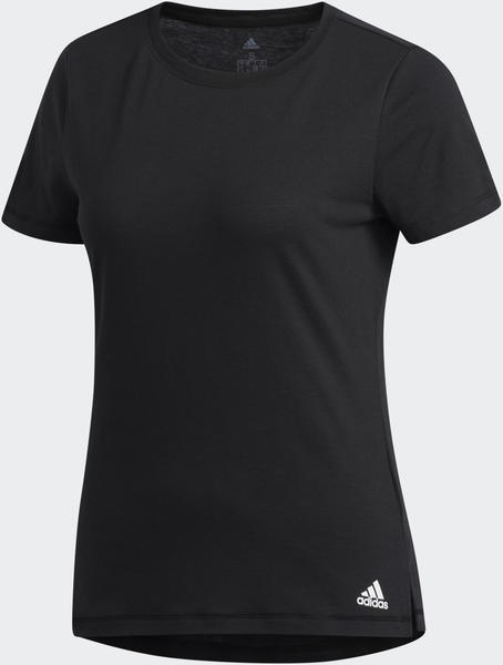 Adidas Prime T-Shirt Damen black/white (FL8782)