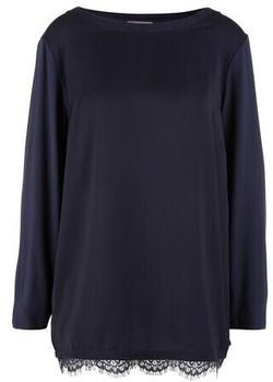 triangle-materialmix-shirt-2052710-blau