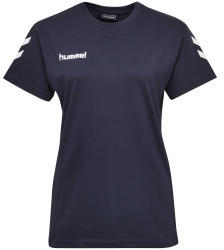 Hummel Go Cotton T-Shirt S/S marine (203440-7026)