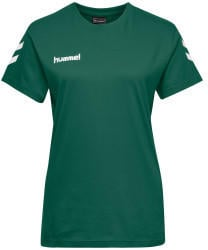 Hummel Go Cotton T-Shirt S/S evergreen (203440-6140)