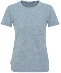 Icebreaker Womens Merino Dowlas Short Sleeve Crewe T-Shirt gravel