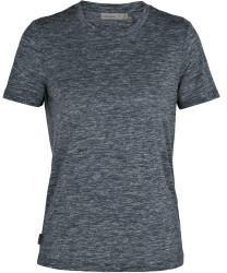 Icebreaker Womens Merino Dowlas Short Sleeve Crewe T-Shirt serene blue