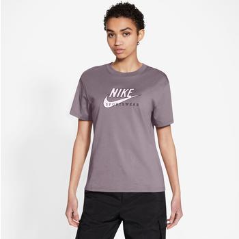 Nike Heritage T-Shirt (CZ8612) purple smoke/pink foam/white