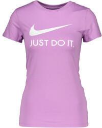 Nike JDI Sportswear T-Shirt (CI1383) violet shock/white