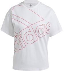 Adidas Favorite Essentials T-Shirt white/hazy rose (GM5573)
