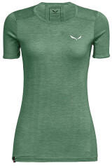 Salewa Puez Graphic 2 DryTon T-Shirt feldspar green mel