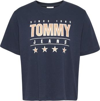 Tommy Hilfiger T-Shirt twilight navy (DW0DW10197-C87)