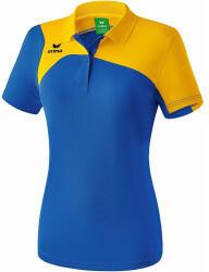 erima Erima Damen Poloshirt Club 1900 2.0 (1110709) new royal/gelb
