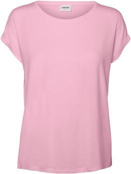 Vero Moda Vmava Plain Ss Top Ga Noos (10187159) roseate spoonbill