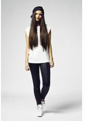 Urban Classics Ladies Wide Viscon Sleeveless Shirt (TB911-00220-0042) white