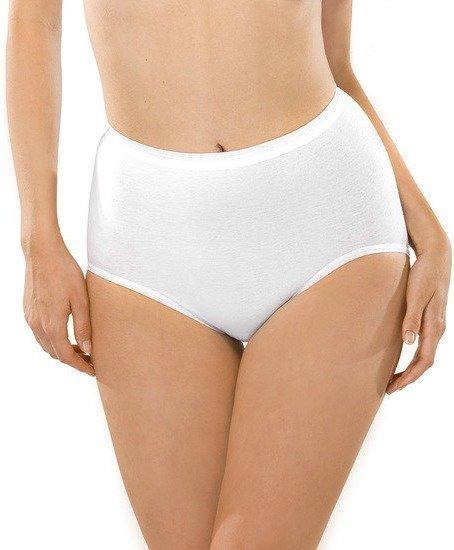 Schiesser Luxury Taillenslip weiß