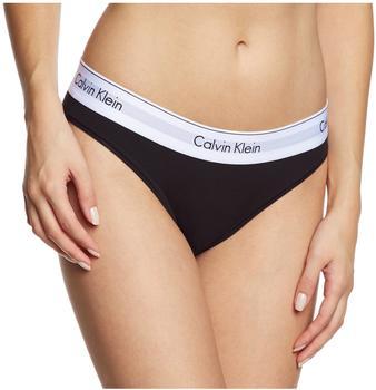 Calvin Klein Modern Cotton Bikini-Slip schwarz