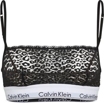 Calvin Klein Bustier - Modern Cotton black (000QF4691E)