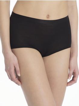 Calida True Confidence Panty Wool&Silk black (24435-996)
