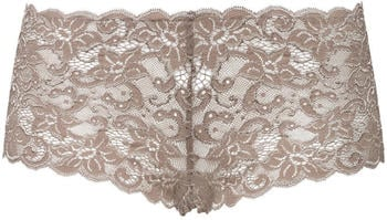Hanro Moments (1447) vintage taupe