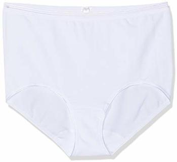 Schiesser Luxury Maxi Panties white