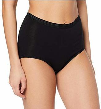 Schiesser Luxury Maxi Panties black