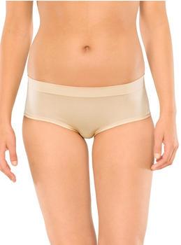 Schiesser Seamless Light Shorts nude