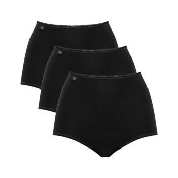 Sloggi 24/7 Cotton Maxi Slip 3-Pack black
