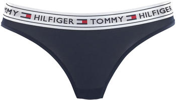 Tommy Hilfiger Stretch Cotton Brazilian Briefs (UW0UW00723) navy blazer