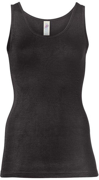 Engel Natur Damen-Trägershirts (70 4010) schwarz