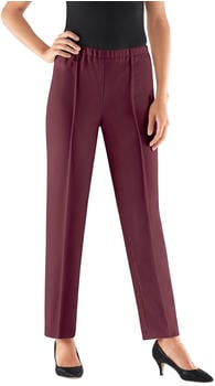 Witt Weiden Classic Basic Slip-on Pants bordeaux (169301204)