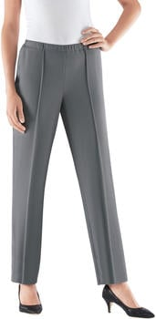 Witt Weiden Classic Basic Slip-on Pants grey (319335212)