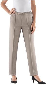 Witt Weiden Classic Basic Slip-on Pants grey checked (823158181)