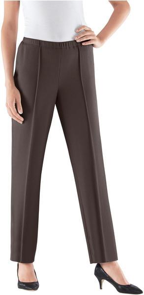 Witt Weiden Classic Basic Slip-on Pants mocha (387094194)