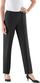Witt Weiden Classic Basic Slip-on Pants black (319325218)
