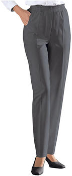 Witt Weiden Slip-on Pants with Elastic Waistband grey (361428189)