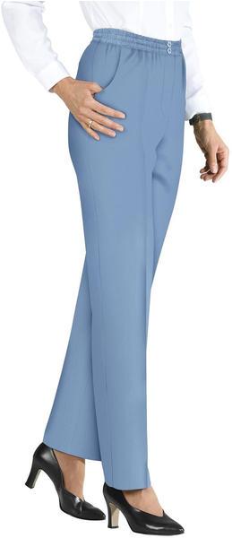 Witt Weiden Slip-on Pants with Elastic Waistband denim blue (475136190)