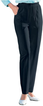 Witt Weiden Slip-on Pants with Elastic Waistband black (361417194)