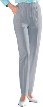 Witt Weiden Slip-on Pants with Elastic Waistband silver grey (517634188)