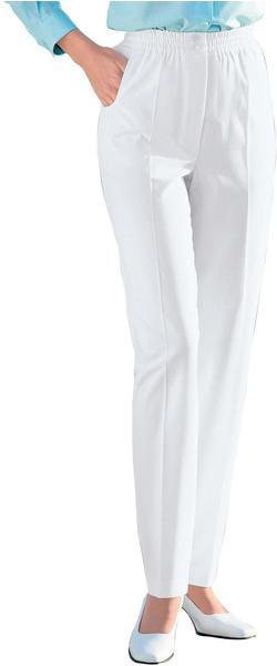 Witt Weiden Slip-on Pants with Elastic Waistband white (787934191)