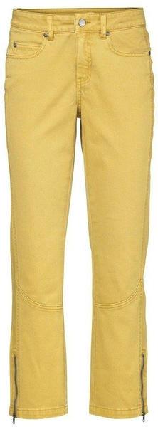 Heine Used Look Pants curry (1430247)