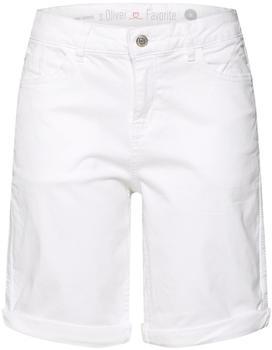 S.Oliver Smart Bermudas (04.899.74.5085) white