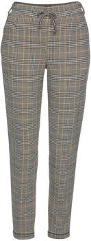 Tom Tailor Pants with glencheck pattern (1013265) yellow/black