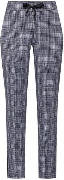 Comma Jacquard Loungepants (85.899.76.0943) black jacquard Jersey