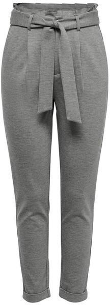 Only Poptrash Paperbag Pants (15159142) medium grey melange
