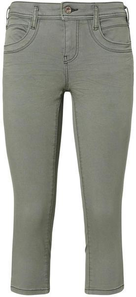 Tom Tailor Alexa Slim Fit Capri Pants (1008940) green