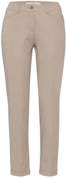 BRAX Maron Cotton Blend Slim Fit Pants (73-5407) toffee
