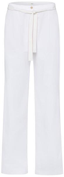 BRAX Wide Pants Style Marleen white