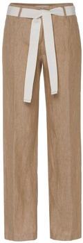 BRAX Linen Pants Style Maine almond