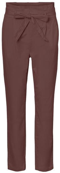 Vero Moda High Waist Paperbag Pants (10216704) sable