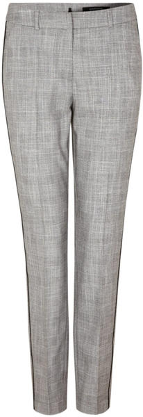 Comma Woven Trousers (85.899.73.1029) black structure